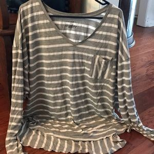 Lane Bryant long sleeve top - size 26/28